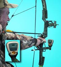 Arrowspeed Radarchron fro Archery