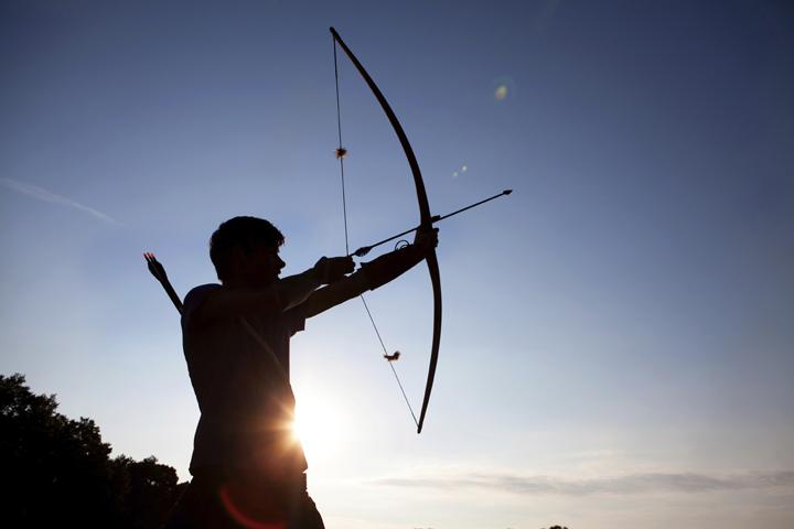 Archery Arrowspeed radarchron