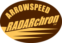 ArrowSpeed Radarchron for Archery